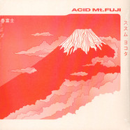 Susumu Yokota - Acid Mt. Fuji White Vinyl Edition