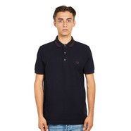 Fred Perry - Contrast Tipped Pique Shirt