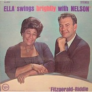 Ella Fitzgerald - Nelson Riddle - Ella Swings Brightly With Nelson