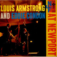Louis Armstrong and Eddie Condon - At Newport