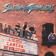 Suicidal Tendencies - Lights Camera Revolution Colored Vinyl Edition