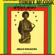 Tommy McCook & The Aggrovators - Super Star-Disco Rockers