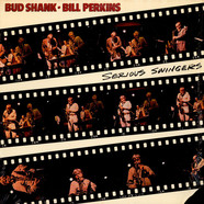 Bud Shank - Bill Perkins - Serious Swingers