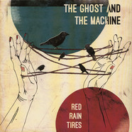 Ghost, The And The Machine - Red Rain Tires