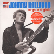 Johnny Hallyday - Sings In English - Rockin' USA