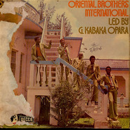 Oriental Brothers International - Oriental Brothers International Led By G. Kabaka Opara