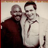 Art Pepper And George Cables - Goin' Home