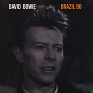 David Bowie - Brazil 90 Colored Vinyl Edition