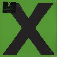 Ed Sheeran - X Dark Green Vinyl Edition