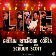 Dave Grusin / Lee Ritenour / Chick Corea / Diane Schuur / Tom Scott - GRP Super Live
