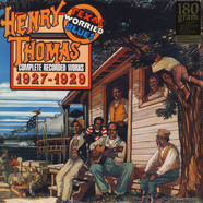 Henry Thomas - Texas Worried Blues 1927-1929