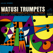 Claus Ogerman Orchestra, The - Watusi Trumpets