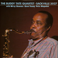 Buddy Tate Quartet - Buddy Tate Quartet
