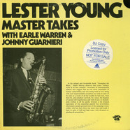Lester Young - Master Takes With Earle Warren & Johnny Guarnieri