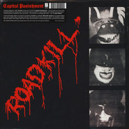 Capital Punishment - Roadkill Black Vinyl Edition