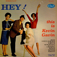 Kevin Gavin - Hey! This Is Kevin Gavin
