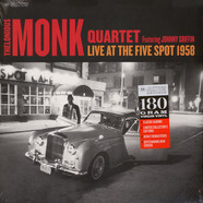 Thelonious Monk - Live At The Five Spot 1958