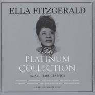 Ella Fitzgerald - Platinum Collection White Vinyl Edition