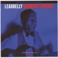 Leadbelly - Midnight Special Blue Vinyl Edition