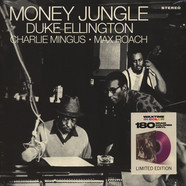 Duke Ellington & Charles Mingus & Max Roach - Money Jungle Transparent Purple Vinyl Edition