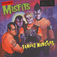 Misfits - Famous Monsters Black Vinyl Edition