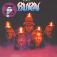 Deep Purple - Burn Purple Vinyl Edition