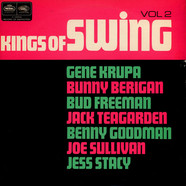 Gene Krupa, Bunny Berigan, Bud Freeman, Jack Teagarden, Benny Goodman, Joe Sullivan, Jess Stacy - Kings of Swing Volume Two