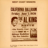 V.A. - West Coast Winners: An Anthology Of Classic West Coast Blues & R+B 1953-1967