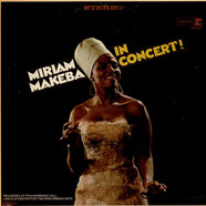 Miriam Makeba - In Concert