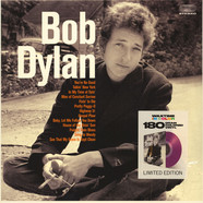 Bob Dylan - Bob Dylan Debut Album Colored Vinyl Edition