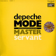 Depeche Mode - Master And Servant (An ON-USound Science Fiction Dance Hall Classic)