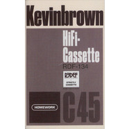 Kev Brown - Homework Exclusive Cassette Store Day 2018 Edition