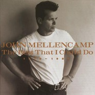 John Mellencamp - The Best That I Could Do 1978-1988 Limited Gold Vinyl Edition
