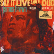 James Brown - Say It Live & Loud: Live In Dallas 8.26.68