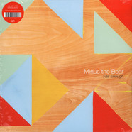 Minus The Bear - Fair Enough Black Vinyl Edition