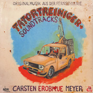 Carsten Erobique Meyer - OST Tatortreiniger Soundtracks Black Vinyl Edition