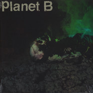 Planet B - Planet B Green / Black Swirl Vinyl Edition