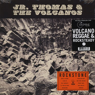 Jr. Thomas & The Volcanos - Rockstone Black Vinyl Edition