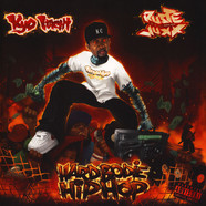 Ruste Juxx & Kyo Itachi - Hardbodie Hip Hop Orange Black Splatter Bang Vinyl Edition