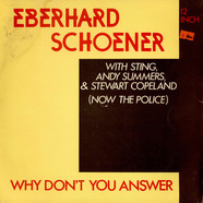 Eberhard Schoener - Why Don't You Answer