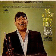 Louis Prima - The Wildest Comes Home