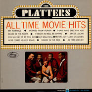 Platters, The - All Time Movie Hits
