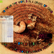 V.A. - To Hear The World In A Grain Of Sand (World Music - Live At The Donaueschingen Festival)