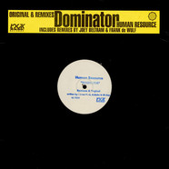 Human Resource - Dominator (Original & Remixes)