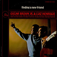 Oscar Brown Jr. & Luiz Henrique - Finding A New Friend