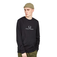Fred Perry - Embroidered Graphic Longsleeve