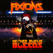 Fixions - OST Mother Russia Bleeds Remastered Translucent Orange/ Red Colored Vinyl Edition