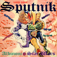 Sigue Sigue Sputnik - Albinoni Vs Star Wars