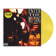Wu-Tang Clan - Enter The Wu Tang (36 Chambers) Limited Yellow Vinyl Edition