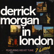 Derrick Morgan - In London